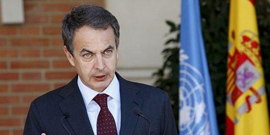 De coñas con Zapatero