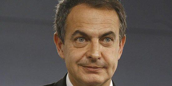 Zapatero o la política de pegatina