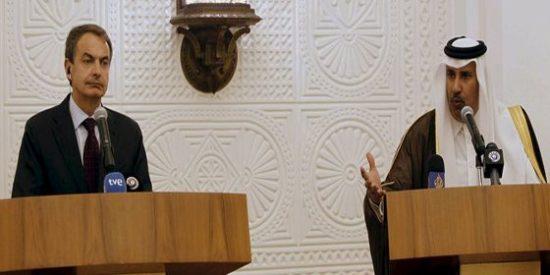 La izquierda aplaude que ZP ofrezca las cajas de ahorros a los feroces sátrapas musulmanes