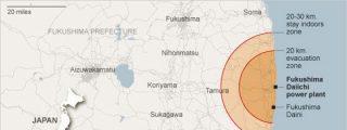 La radiación en torno a Fukushima-1 supera los 10 milisievert