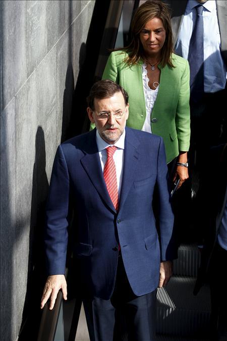 """Ana Mato: """"El PP intentará privatizar todas las televisiones autonómicas"""""""