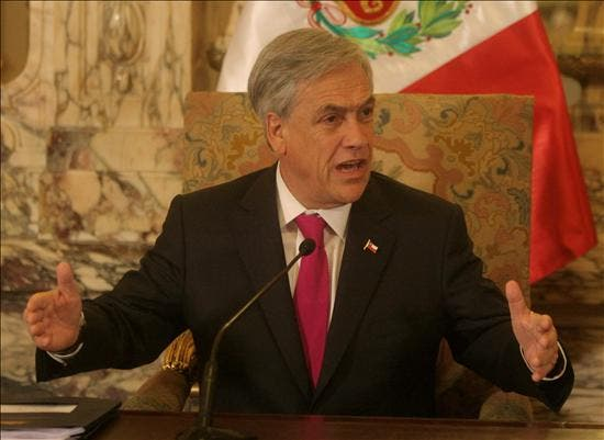 Chile reitera su rechazo a conceder una salida al mar a Bolivia