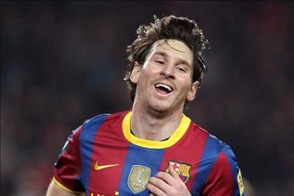 Messi, pillado mientras ligaba por el MSN con una despampanante vedette argentina