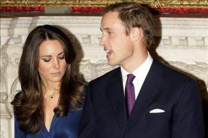 Los católicos británicos rezan por Guillermo y Kate