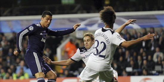 Una pifia de Gomes le da el pase al Madrid a las semifinales de Champions