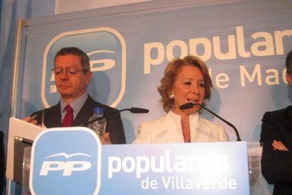 """Esperanza Aguirre considera la procesión atea una """"ofensa a los católicos"""""""