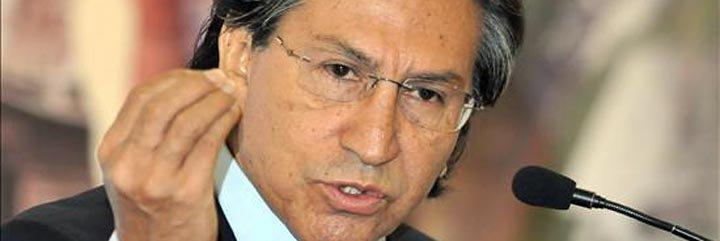 """Alejandro Toledo: """"Yo no quiero que el Perú sea Venezuela, Bolivia o Ecuador"""""""