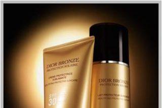 Dior Bronze: los nuevos protectores solares de Dior