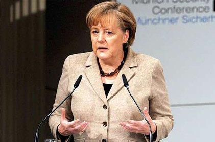 Merkel: 'Embajadora gomera'