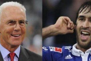 "Beckenbauer: ""Traed más como Raúl"""