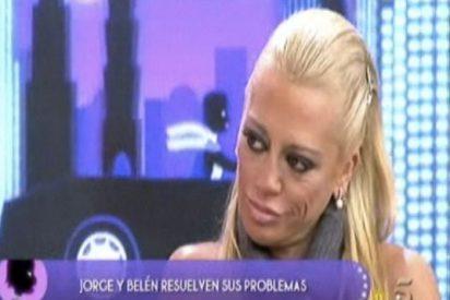 """Belén Esteban, ante las acusaciones de infidelidad de Humberto Janeiro: """"Eres un hijo de la gran puta"""""""