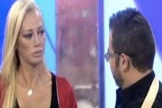 """Belén Esteban ya no se fía de nadie: """"Jorge Javier, no daré la cara por ti: ¡eres más falso que Judas!"""""""