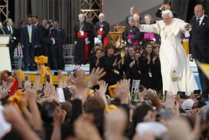 """Benedicto XVI afirma que algunas formas de religiosidad popular """"crean confusión"""""""