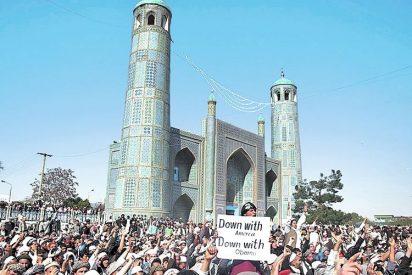 La quema del Corán en EE.UU. desata una matanza en Afganistán