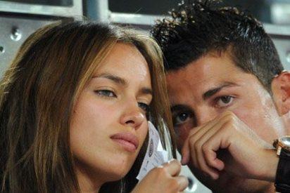La novia de Cristiano Ronaldo posa en ropa interior