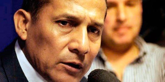 Perú: todos contra Ollanta