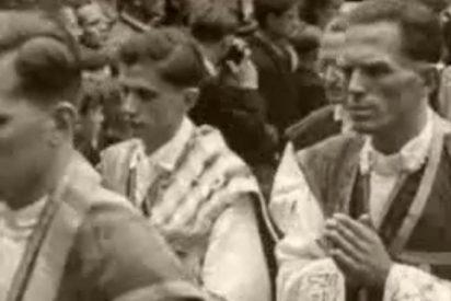 Las fotos y los videos de la ordenación sacerdotal y episcopal de Benedicto XVI