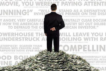 Los verdaderos ladrones en la crisis económica que nos asfixia