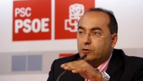 La 'Cruz' del PSOE gomero