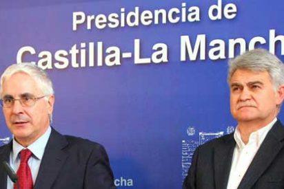 Los líderes sindicalistas de Castilla-La Mancha se 'olvidan' del paro y aplauden a Barreda