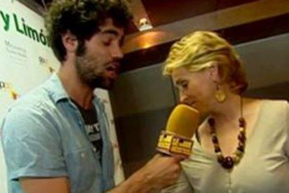 """Mercedes Milá le agarra el 'paquete' al reportero de 'SLQH' y le come los morros: """"Qué bueno estás"""""""