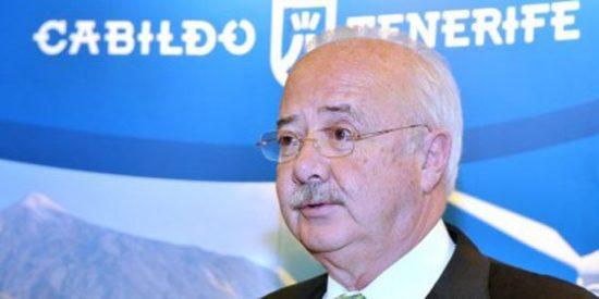 Ricardo Melchior (CC) le hace la pirula a la Junta Electoral