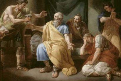 La muerte de Sócrates