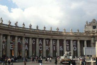 """Roma huele a JPII: """"Se ve se siente, el Papa Wojtyla está presente"""""""