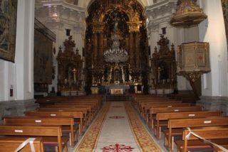 Tapices de Rubens en las Calatravas de Madrid