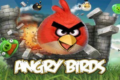'Angry Birds', la mejor aplicación del año