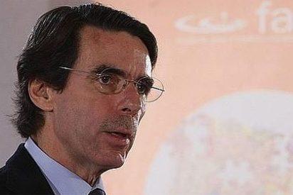 """Para los chicos de Sopena, Klaus no es el presidente de la República Checa, sino """"un amigo"""" de Aznar"""