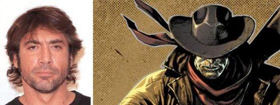 Javier Bardem, pistolero protagonista de 'Dark Tower', el mayor proyecto multimedia de la historia de Hollywood