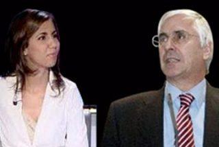 Ana Pastor desata numerosas críticas por su papel de emisaria del socialista Barreda