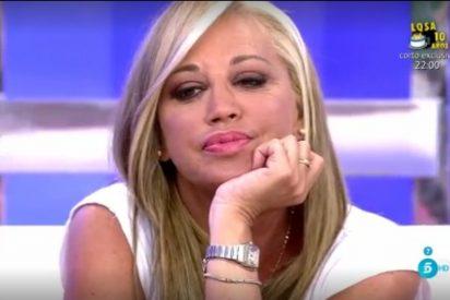 """Belén Esteban: """"A Andrea el hueso maxilofacial no se le desarrolló lo suficiente"""""""