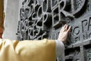 La Sagrada Familia de Barcelona acogerá el atrio de los gentiles en 2012