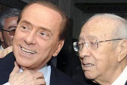 """Berlusconi: """"La UE debe disolverse si no comparte a los sin papeles que llegan de Africa"""""""