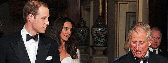Fiesta hasta la madrugada en el Palacio de Buckingham