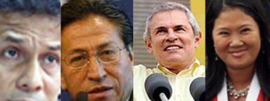 Humala y Kuczynski se enfrentarán en segunda vuelta para gobernar Perú