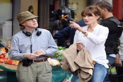 """Woody Allen: """"A Sarkozy le vería bien en un papel a lo Bogart"""""""