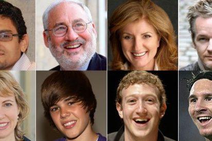 Las 100 personas que más influyen en el mundo