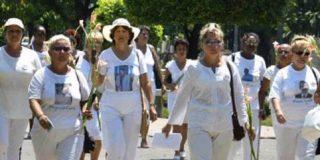 Las Damas de Blanco reciben el Premio a los Defensores de DDHH