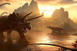 La visión nocturna de los dinosaurios