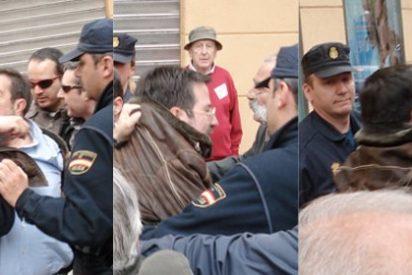 """Enrique de Diego: """"He sido agredido y detenido ilegalmente"""""""