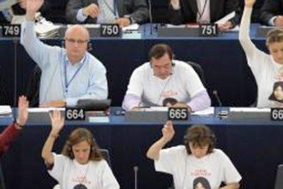 Los eurodiputados, con la cara de cemento: se niegan a volar en turista y congelar sus sueldos y dietas