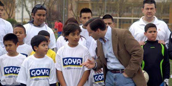 La Comunidad de Madrid apuesta por la práctica deportiva como herramienta de integración