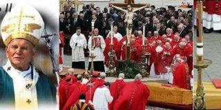 Los tres días de la beatificación de Juan Pablo II