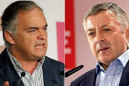 González Pons llama 'payasete' y 'chorra' a José Blanco