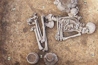 ¿Es este el esqueleto del primer homosexual de la historia?