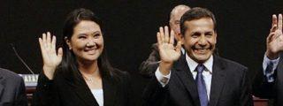 Ollanta Humala y Keiko Fujimori van a segunda vuelta electoral