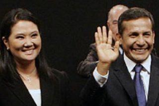 Ollanta Humala aventaja a Keiko Fujimori en los sondeos